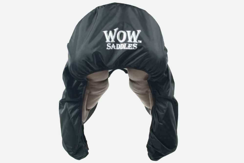 WOW water resistant saddle cover